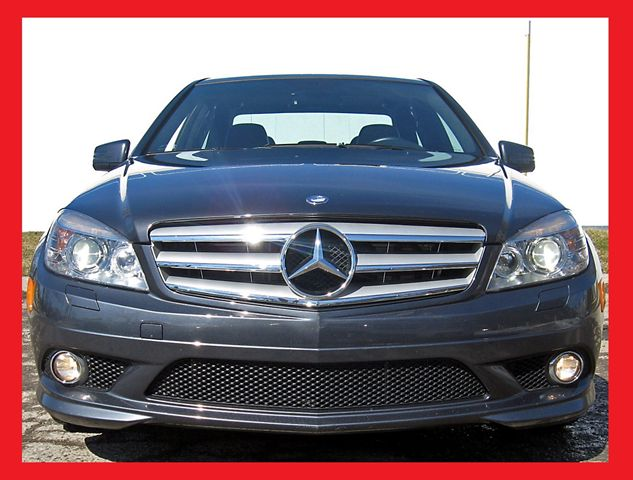 Vehicle details for 2010 mercedes benz c class c300 4matic