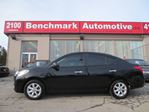 2012 Nissan Versa SL-NAVIGATION-1 OWNER-NO ACCIDENT-CDN-WARRANTY in Scarborough, Ontario