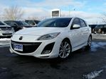 2010 Mazda MAZDA3 GT-SPORT-LEATHER-SUNROOF in Belleville, Ontario