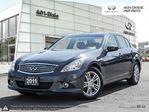 2011 Infiniti G37 x Luxury AWD in Mississauga, Ontario