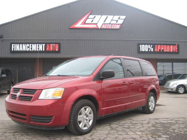 2008 dodge grand caravan se financement maison sainte for Auto financement maison