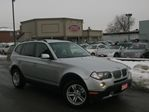 2007 BMW X3 3.0L AWD DUAL DVD in Scarborough, Ontario
