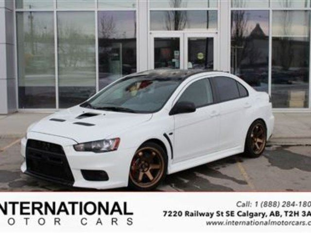 2010 Mitsubishi Lancer EVO GSR! HIGHLY MODIFIED! In Calgary, Alberta