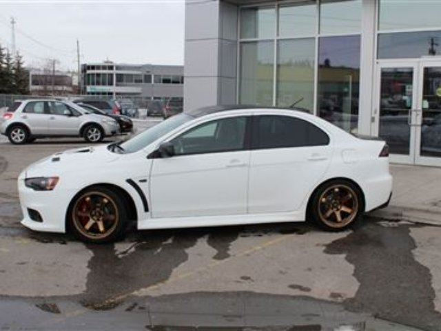 2010 Mitsubishi Lancer EVO GSR! HIGHLY MODIFIED! - Calgary, Alberta Used Car For Sale - 1573523