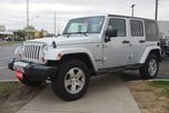 2009 Jeep Wrangler Unlimited Sahara in Ottawa, Ontario