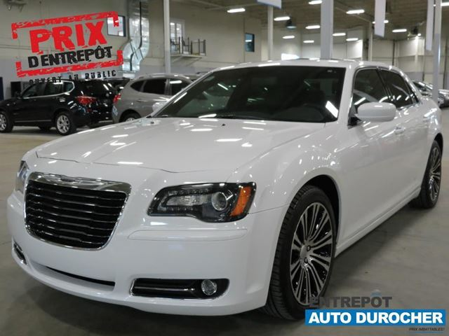 Chrysler 300 2013 for Ares cuisine montreal