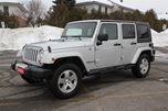 2009 Jeep Wrangler Unlimited Sahara 6 speed | 2 tops in Ottawa, Ontario