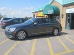 2011 Mercedes-Benz C-Class AUTO,4MATIC,AWD,SPORT&PREMIUM PKG,SUNROOF,LOADED in Mississauga, Ontario