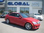 2010 Mercedes-Benz C-Class C350 4MATIC in Gloucester, Ontario