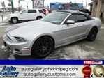2013 Ford Mustang GT Convertible *Lthr in Winnipeg, Manitoba