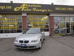 2007 BMW 5 Series 530XI NAVIGATION! LEATHER! SUNROOF! AWD! in Oakville, Ontario