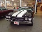 1970 Chevrolet Chevelle CHEVELLE SS. GORGEOUS! in Waterloo, Ontario