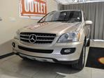 2007 Mercedes-Benz M-Class ML320 4MATIC in Edmonton, Alberta
