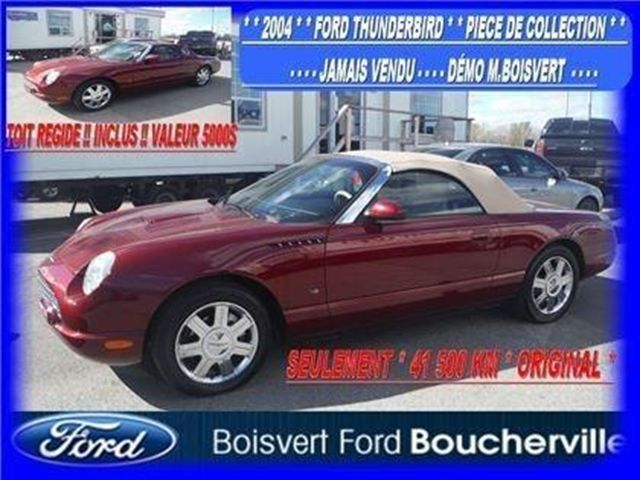 Ford Thunderbird 2004