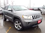 2012 Jeep Grand Cherokee ***OVERLAND***5.7L HEMI V8 W/MDS***PANORAMIC SUNRO in Mississauga, Ontario