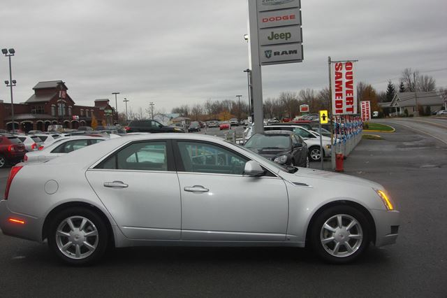 2009 Cadillac CTS w/1SA in Sainte-Martine, Quebec