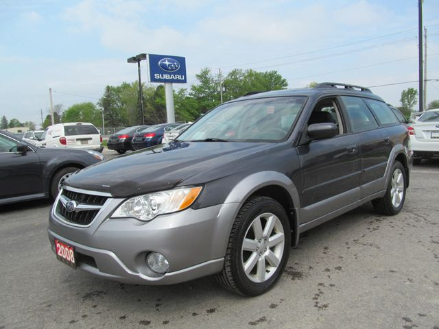 2008 subaru outback limited package gray stratford. Black Bedroom Furniture Sets. Home Design Ideas