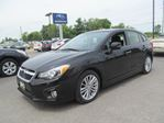 2013 Subaru Impreza LIMITED WITH NAVIGATION in Stratford, Ontario