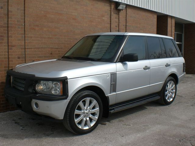 2006 land rover range rover supercharged navigation dvd automotive sales depot ltd. Black Bedroom Furniture Sets. Home Design Ideas