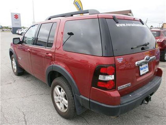 2007 ford explorer xlt v6 4x4 dvd 7 places amos quebec. Black Bedroom Furniture Sets. Home Design Ideas