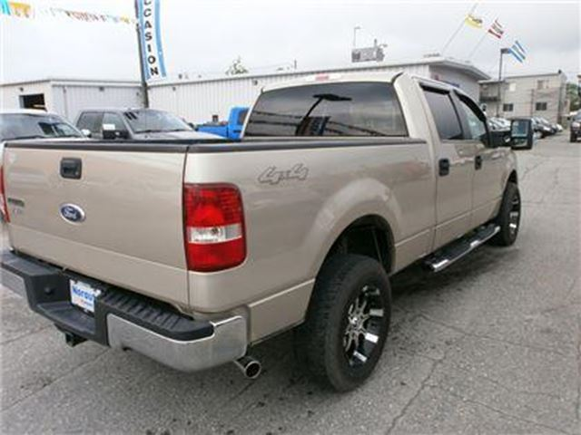 2008 ford f 150 xlt 5 4l 4x4 amos quebec car for sale for Miroir ford f 150
