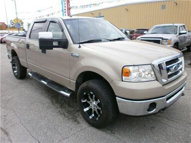 2008 ford f 150 xlt 5 4l 4x4 amos quebec car for sale
