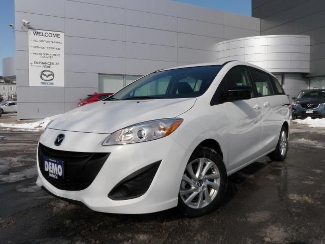 2014 mazda mazda5 gs c p o certified finance from 0 9 or 133 plus hst b w with 3000. Black Bedroom Furniture Sets. Home Design Ideas