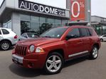 2010 Jeep Compass LIMITED LEATHER 18 Inch Alloys Canadian in Mississauga, Ontario