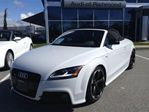 2014 Audi TT 2.0T S Line Competition 6sp S tronic Rdstr in Richmond, British Columbia