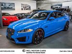 2013 Jaguar XF XFR-S in Vancouver, British Columbia