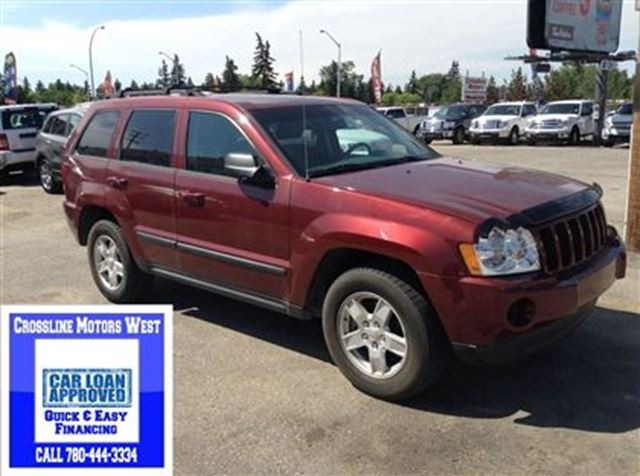 2007 jeep grand cherokee laredo 5 passenger warranty in edmonton. Cars Review. Best American Auto & Cars Review