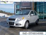 2011 Chevrolet Aveo LT in 100 Mile House, British Columbia