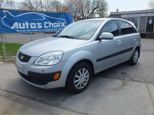 Kia rio5 2006 for Ares cuisine montreal