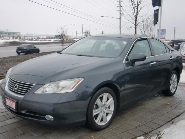 2008 lexus es 350 new price luxury package leather. Black Bedroom Furniture Sets. Home Design Ideas