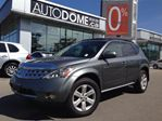 2007 Nissan Murano SE AWD BACK UP CAM LEATHER SUNROOF in Mississauga, Ontario