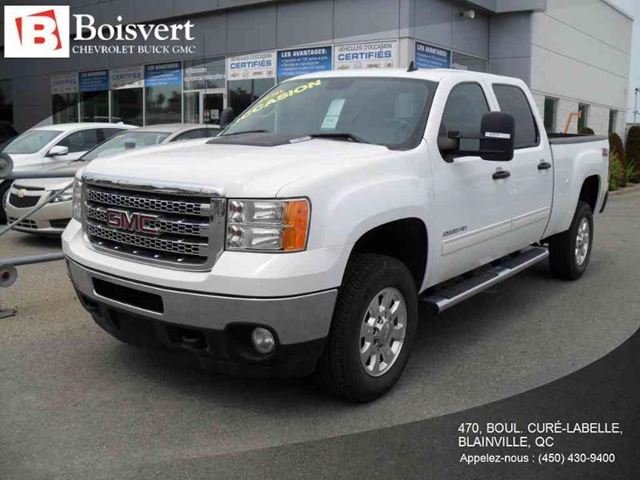 GMC Sierra 2500HD 2013