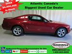 2008 Ford Mustang V6 in Moncton, New Brunswick