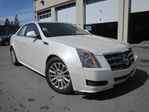 2011 Cadillac CTS 4 AWD, PANA ROOF, 71K! in Stittsville, Ontario