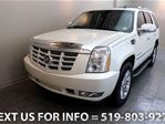 2007 Cadillac Escalade AWD NAVIGATION! 20'' CHROME! CAMERA! SUNROOF! SUV in Guelph, Ontario