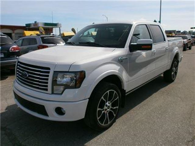 Used 2012 ford f 150 harley davidson 4x4 amos for Miroir ford f 150