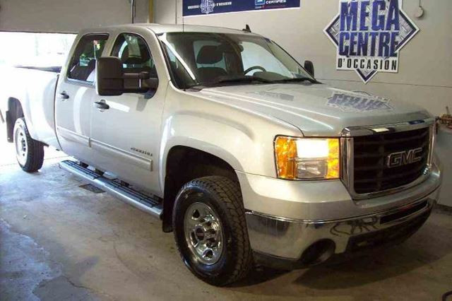 GMC Sierra 2500HD 2010