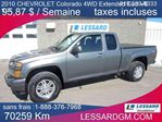 2010 Chevrolet Colorado LT in Shawinigan, Quebec