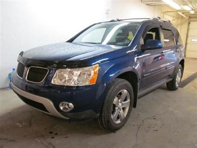 Pontiac Torrent 2008
