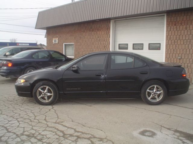 2003 pontiac grand prix gt st thomas ontario used car. Black Bedroom Furniture Sets. Home Design Ideas