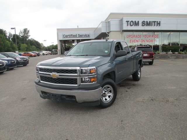 2014 chevrolet silverado 1500 work truck w 2wt 4wd midland ontario used car for sale 1620805. Black Bedroom Furniture Sets. Home Design Ideas