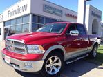 2010 Dodge RAM 1500 Laramie..NAV..LEATHER..SUNROOF in Burlington, Ontario