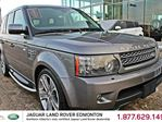 2011 Land Rover Range Rover Sport Supercharged - Local Canadian leaseback with no accidents! Upgraded 20 in Edmonton, Alberta