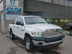 2009 Dodge RAM 2500 SLT TRX4 Crew Cab Short Box 4X4 Diesel in North York, Ontario
