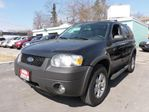 2006 Ford Escape XLT 4WD LEATHER/ROOF in Scarborough, Ontario