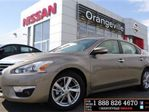 2014 Nissan Altima 2.5 SL Navigation Leather Bluetooth in Orangeville, Ontario
